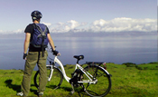 Mountainbike-Touren �ber Pico